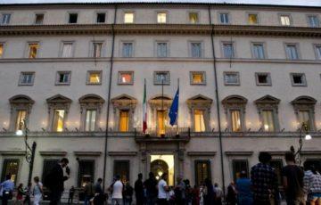 GOVERNO: ITALIA MODERATA, PARTITI OCCUPATEVI DELL'EMERGENZA PAESE, NO DI RITORNO ELETTORALE-