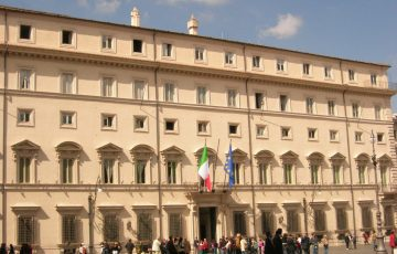 GOVERNO: ITALIA MODERATA, 'MAGGIORANZA LITIGA SU TUTTO, PARTITI ABBIANO SENSO DELLO STATO' =
