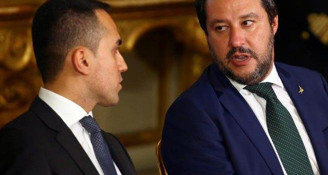 GOVERNO: SABELLA ITALIA MODERATA, I LITIGI INFANTILI NON FANNO BENE ALL'ITALIA.