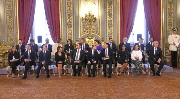 GOVERNO: ITALIA MODERATA, 'PERCHE' NO TASSA SU ARIA CHE RESPIRIAMO?'