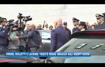 Trieste: Italia moderata, giustizia vera contro assassini