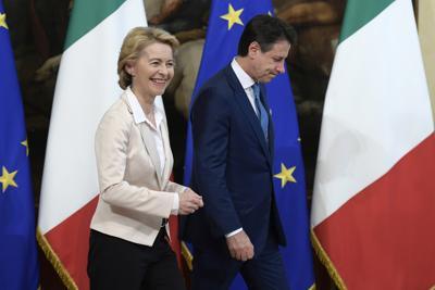 """UE: ITALIA MODERATA, 'DA IRRESPONSABILI GIOCARE PER QUALCHE CONSENSO IN PIU"""" ="""