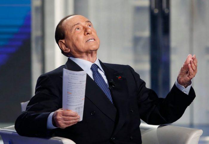 MES. ITALIA MODERATA: DISORIENTATI DA CONTINUO SALTO DELLA QUAGLIA DI BERLUSCONI